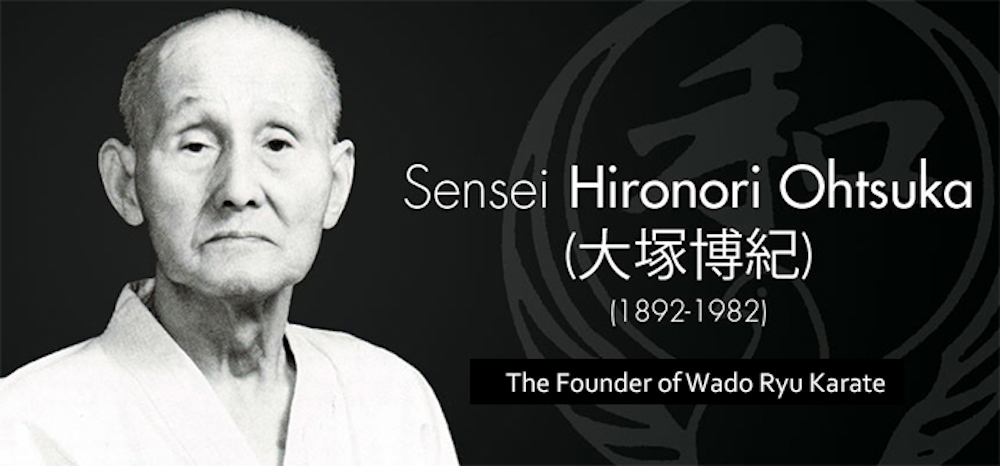 Sensei Hironori Ohtsuka